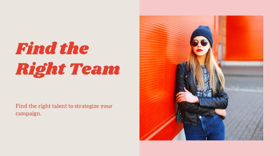 influencer marketing campaign