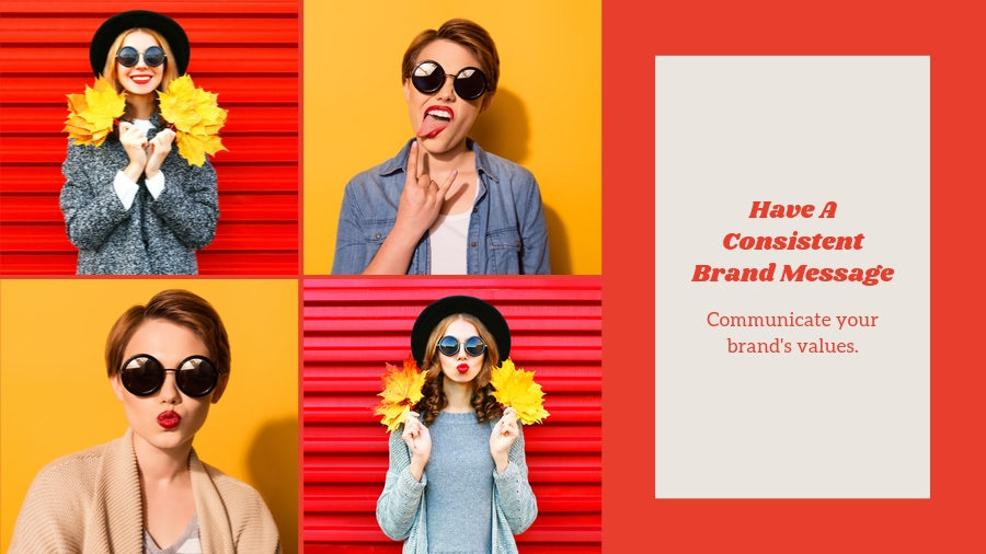 Brand Message for Influencers