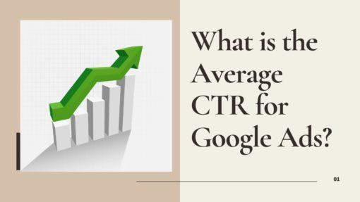 What is the Average CTR for Google Ads?