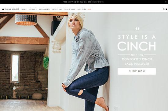 thrive-socieite-website-design