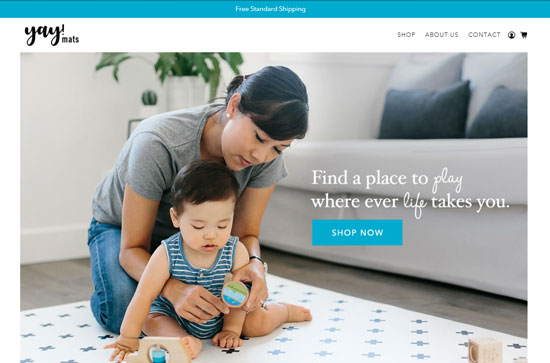 yay-mats-website-design